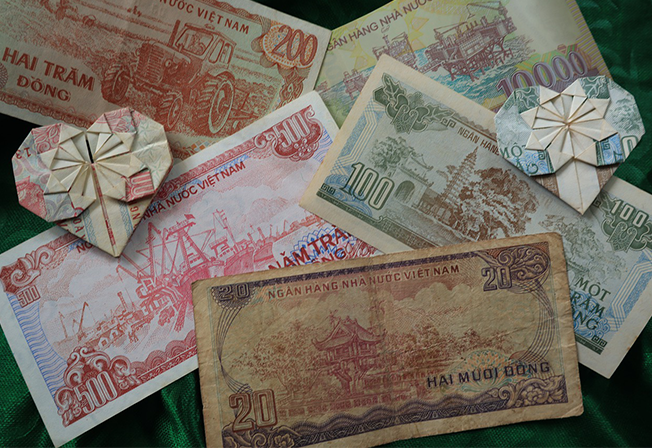 ベトナム出張に備えたい!気になるベトナム通貨の基礎知識